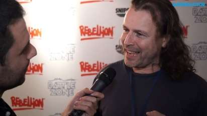 Rebellion - Entrevista a Jason Kingsley