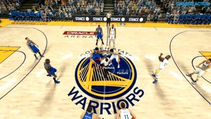 NBA 2K17 - Resumen mejores canastas y mates Finales Carrefour Esports en Gamepolis