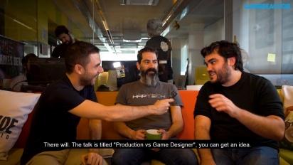 Ironhide Game Studio - Entrevista a Gerson Da Silva & Gabriel Artus