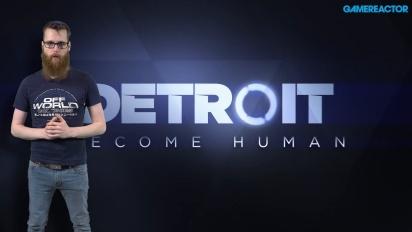 Detroit: Become Human - Presentado a Kara (Video #1)