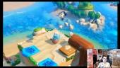 Mario + Rabbids Kingdom Battle - Donkey Kong Adventure Livestream Replay
