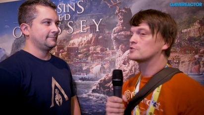 Assassin's Creed Odyssey - Entrevista a Scott Philips