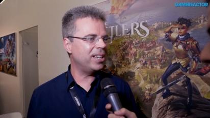 The Settlers - Entrevista a Volker Wertich
