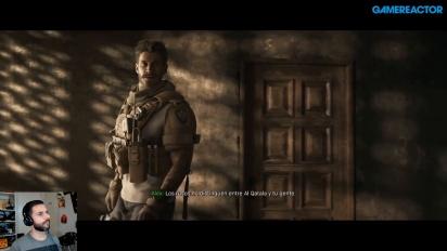 Call of Duty: Modern Warfare - Primeras misiones de la campaña en PS4