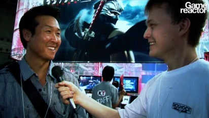 TGS09: Ninja Gaiden Sigma 2 Interview