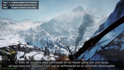 Far Cry 4 - El Valle de los Yetis - Gameplay comentado