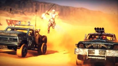 Mad Max - Tráiler español El Ojo de la Tormenta