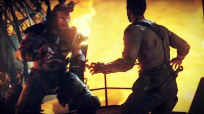 Mad Max - E3 2015 Scrotus Trailer