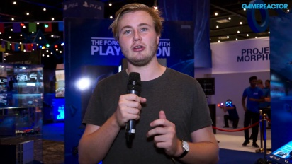 PlayStation VR - impresiones