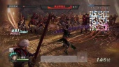 Samurai Warriors 4: Empires - 30 Second Trailer