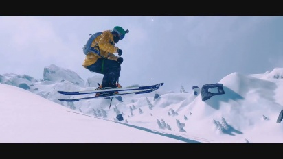 Steep - The Mountains is Yours Trailer
