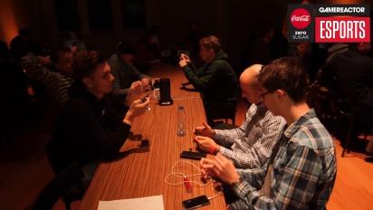Hearthstone World Championship - De Tour por las instalaciones