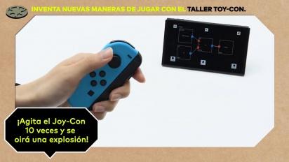 Nintendo Labo - Inventa nuevas formas de jugar con el taller Toy-Con: Episodio 1