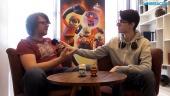 Lego Los Increíbles - Entrevista a Pete Gomer