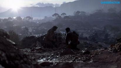 Battlefield V - Gameplay 4K 60 fps Sin Bandera