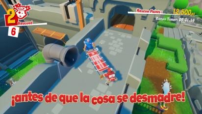 The Stretchers - Tráiler español de lanzamiento