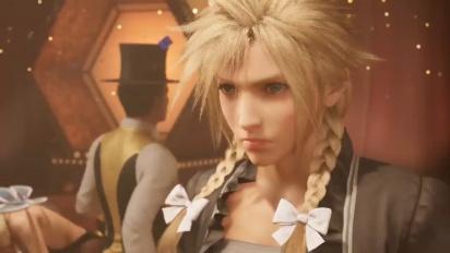 Final Fantasy VII: Remake - Tráiler japonés de aniversario