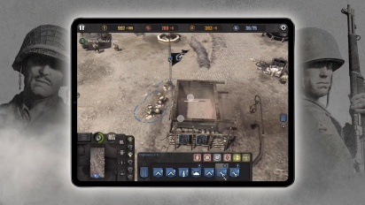 Company of Heroes - iPad Release Date Trailer