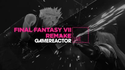 Final Fantasy VII: Remake - Replay del Livestream 2