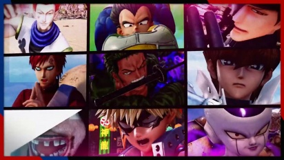 Jump Force - Nintendo Switch Launch Trailer