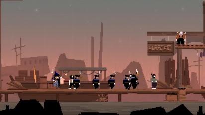 Olija - PS4 Release Date Trailer