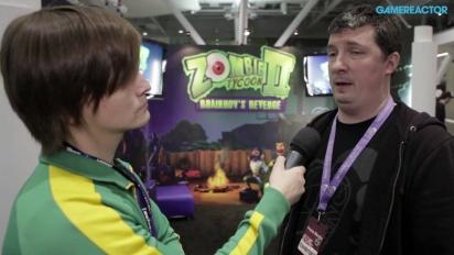 PAX: Zombie Tycoon 2: Brainhov's Revenge - Interview