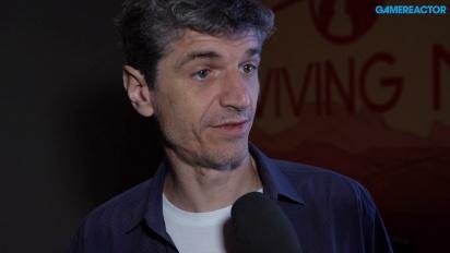 Surviving Mars - Entrevista a Gabriel Dobrev