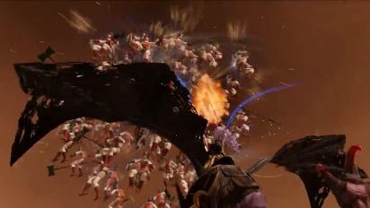 Fire Emblem Warriors - Gameplay Trailer - Nintendo Switch