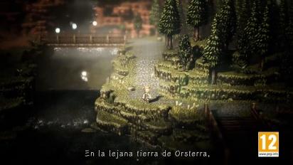 Project Octopath Traveler - Tráiler de personajes y combate en español