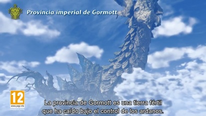 Xenoblade Chronicles 2 - Tráiler de Reinos, Titanes y combate