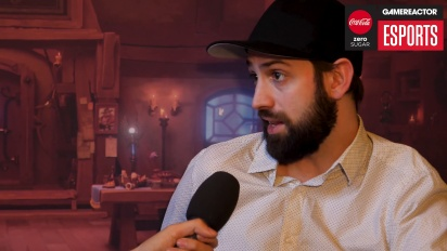Hearthstone World Championship 2018 - Docpwn Interview