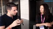 Horizon: Zero Dawn - Entrevista a Angie Smets en Gamelab