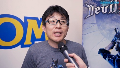 Devil May Cry 5 - Entrevista a Hideaki Itsuno y Matthew Walker