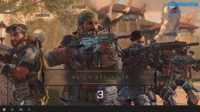 Call of Duty: Black Ops 4 - Gameplay del modo por equipos en Hacienda
