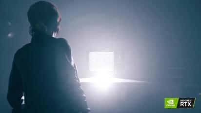 Control - Gamescom 2018 Nvidia RTX Trailer