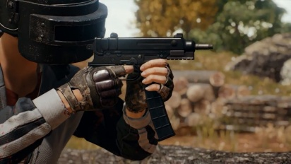 PlayerUnknown's Battlegrounds - New Weapon Skorpion