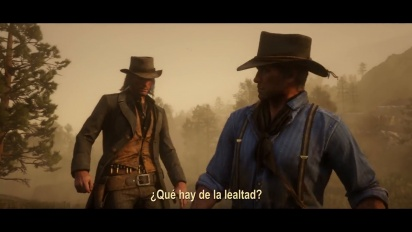 Red Dead Redemption 2 - Tráiler español de salida