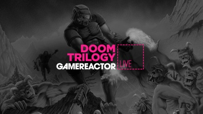 Doom, Doom II y Doom 3 - Replay del Livestream