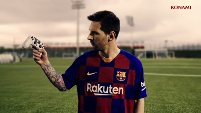 eFootball PES 2020 - Global Launch Trailer