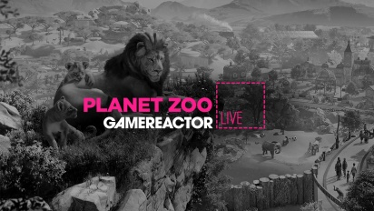 Planet Zoo - Replay del Livestream