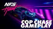 Need for Speed Heat - Gameplay de persecución policial