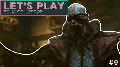 Let's Play Song of Horror - Parte 9 - Final del Episodio 3
