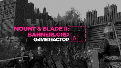 Mount & Blade II: Bannerlord - Replay del Livestream Early Access 2