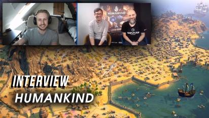 Humankind - Entrevista con Romain de Waubert y Jean-Maxime Moris