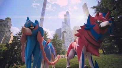 Pokémon GO - Galar Pokémon Trailer