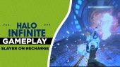Halo Infinite - Gameplay Asesino en Recharge