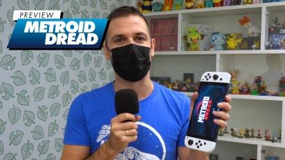 Metroid Dread - Impresiones en vídeo (en español)