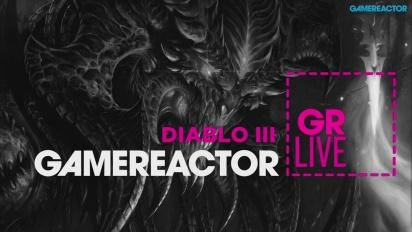 Gameplay Diablo III - repetición del Livestream