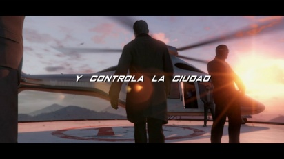 Grand Theft Auto V - GTA Online - Tráiler nuevas aventuras de finanzas y crimen