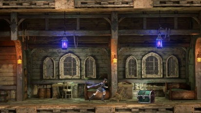 Bloodstained - Development Update 4
